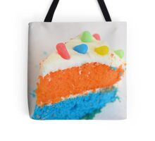 Eat Cake Tote Bag