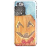 Watercolor Halloween  iPhone Case/Skin