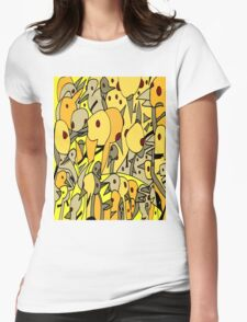 Un-i-ted Un-i-ted Un-i-ted Un-i-ted Un-i-ted Un-i-ted Un-i-ted Womens Fitted T-Shirt