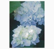Blue Hydrangea 4 Kids Tee