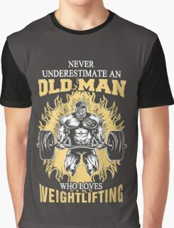 Weightlifting Graphic T-Shirt