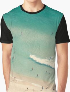 beach love II - Nazare Graphic T-Shirt