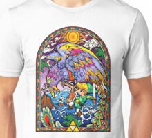 Vitral The Wind Waker Unisex T-Shirt