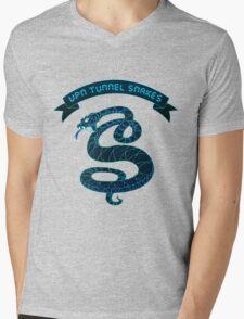 VPN Tunnel Snakes Mens V-Neck T-Shirt