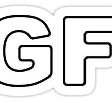 #GFY Sticker