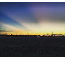 South Padre Island Sunset  Photographic Print