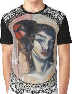 Spiderlady Graphic T-Shirt