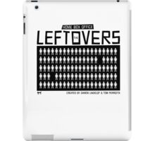"The Leftovers ""The Departed"" (HBO) iPad Case/Skin"