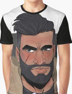 Elder Arthur Maxson Graphic T-Shirt
