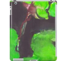 Heather's Lotus Pond iPad case iPad Case/Skin
