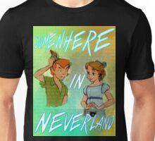 Somewhere in Neverland Unisex T-Shirt