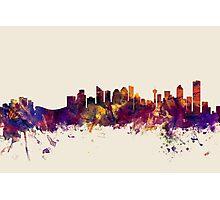 Calgary Canada Skyline Photographic Print