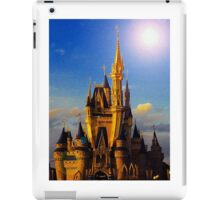 Castle of beauty iPad Case/Skin