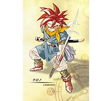 Crono Photographic Print