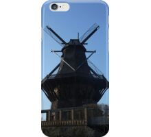 Ancient Windmill Germany iPhone Case/Skin