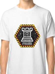 Space Cops of Engineers Classic T-Shirt