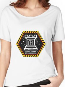 Space Cops of Engineers Women's Relaxed Fit T-Shirt