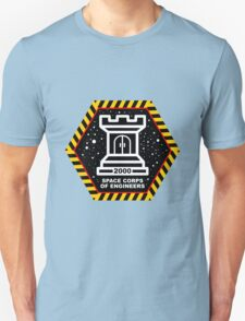 Space Cops of Engineers Unisex T-Shirt