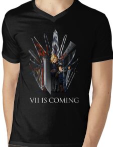 Final Fantasy and Game of Thrones mashup Mens V-Neck T-Shirt