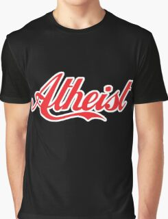 Atheist 'Coke' Design (any background) Graphic T-Shirt