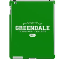 Greendale Community College iPad Case/Skin
