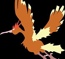 #022 Fearow by VakarianWrex