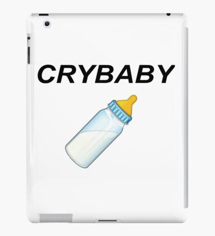 Cry baby iPad Case/Skin