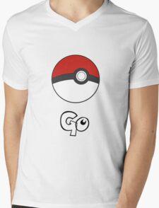 Pokemon Go - Go Mens V-Neck T-Shirt