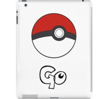 Pokemon Go - Go iPad Case/Skin