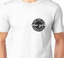 New York Locals Only - Black Unisex T-Shirt