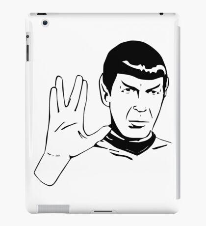 Spock iPad Case/Skin