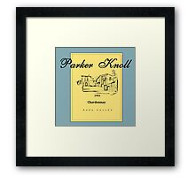 Parker Knoll x The Parent Trap Framed Print