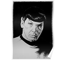 Live Long and Prosper Poster