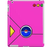 Pokedex GO Rose iPad Case/Skin