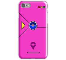 Pokedex GO Rose iPhone Case/Skin