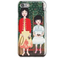 A Tale of Two Sisters 장화, 홍련 iPhone Case/Skin