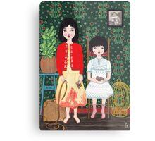 A Tale of Two Sisters 장화, 홍련 Metal Print