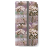 Flower of Love iPhone Wallet/Case/Skin