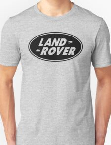 land rover Unisex T-Shirt