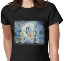Sailor Scouts Womens Fitted T-Shirt