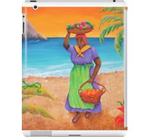 Tropical Harvest iPad Case/Skin