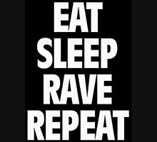 """Eat Sleep Rave Repeat"" Unisex T-Shirt"