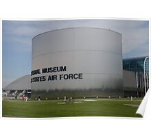 Wright Patterson AFB Museum Poster