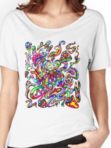 Psychedelic Mind Women's Relaxed Fit T-Shirt