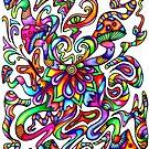 Psychedelic Mind by Octavio Velazquez