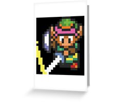 A Link To The Past Greeting Card