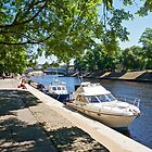 The River Ouse by John (Mike)  Dobson