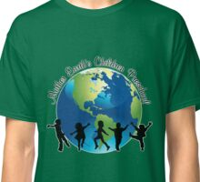 Mother Earth Children's Pre-School Classic T-Shirt
