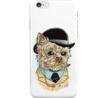 Victorian Yorkie iPhone Case/Skin
