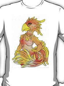 Firey Like a Pheonix T-Shirt